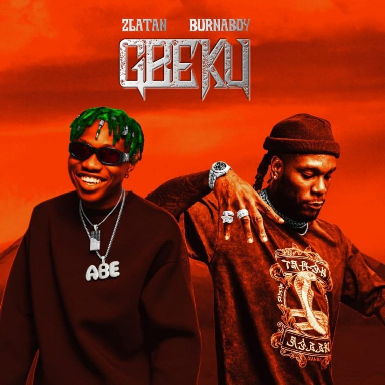 Zlatan Ibile Ft. Burna Boy – Gbeku