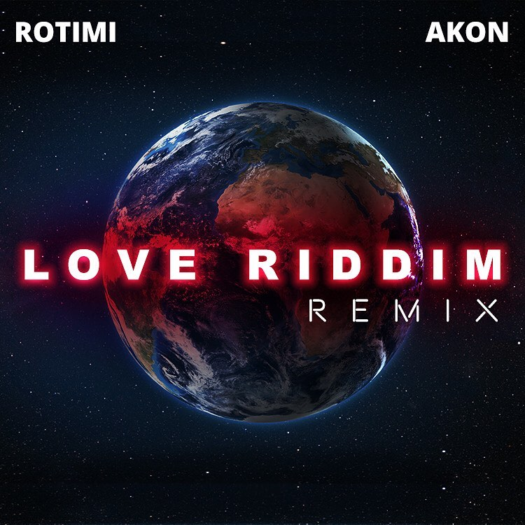 Rotimi ft. Akon – Love Riddim (Remix)