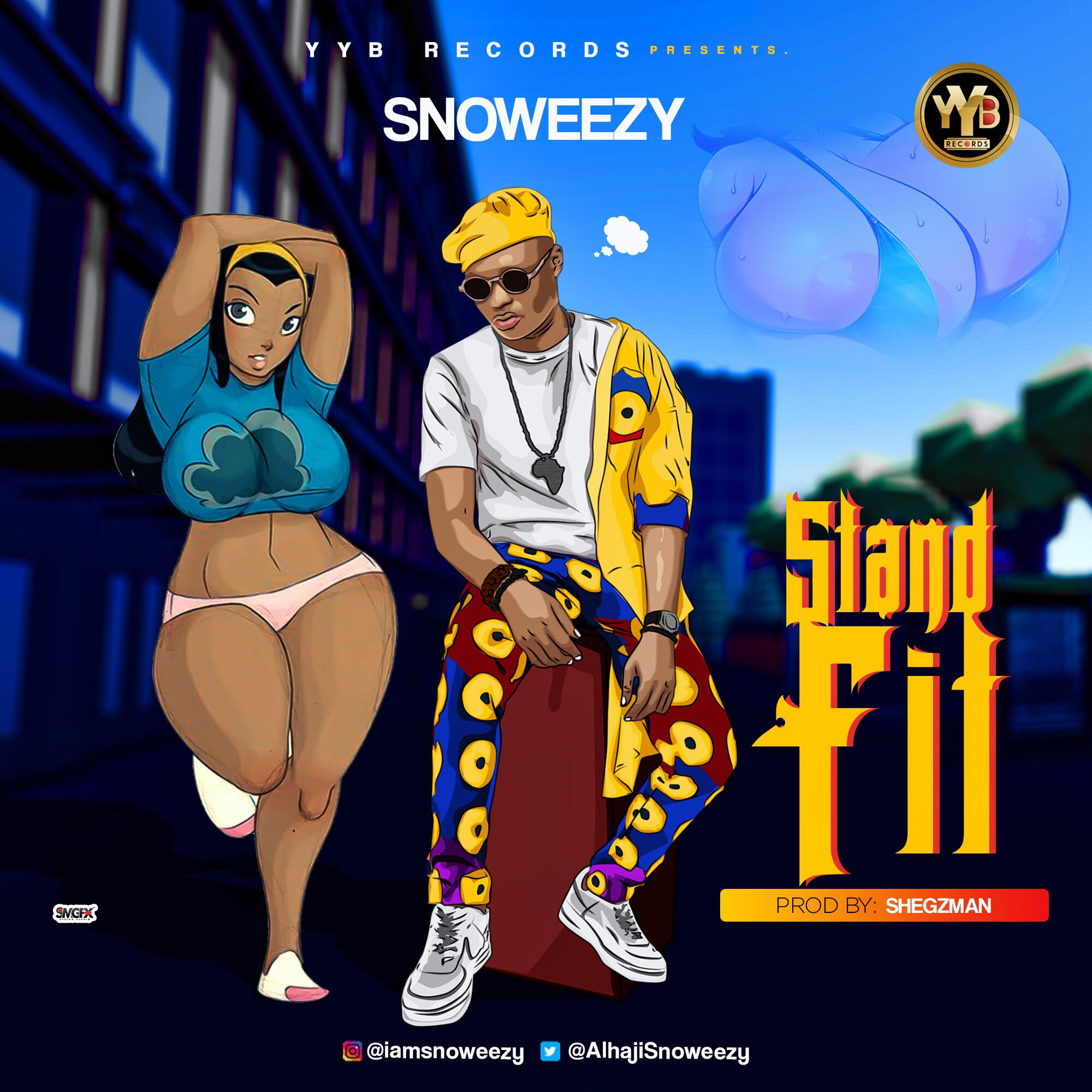 Snoweezy - Stand Fit