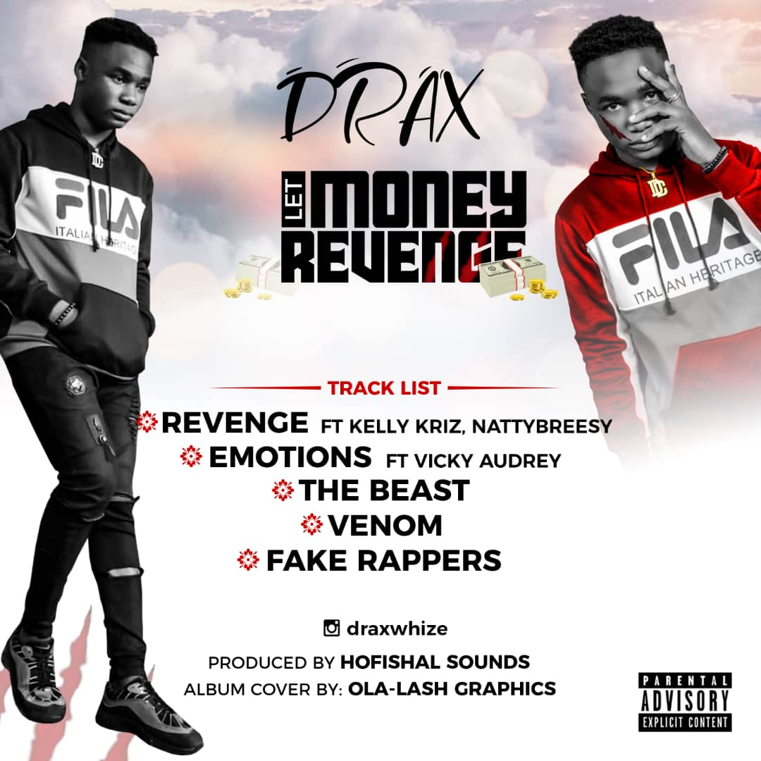 Drax - Let Money Revenge (Ep)