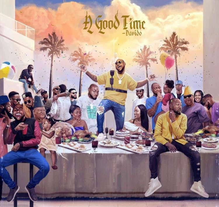 Davido – A Good Time