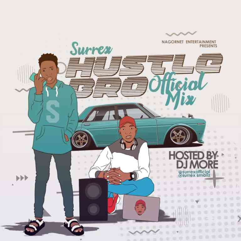 DJ More – Hustle Bro Mix