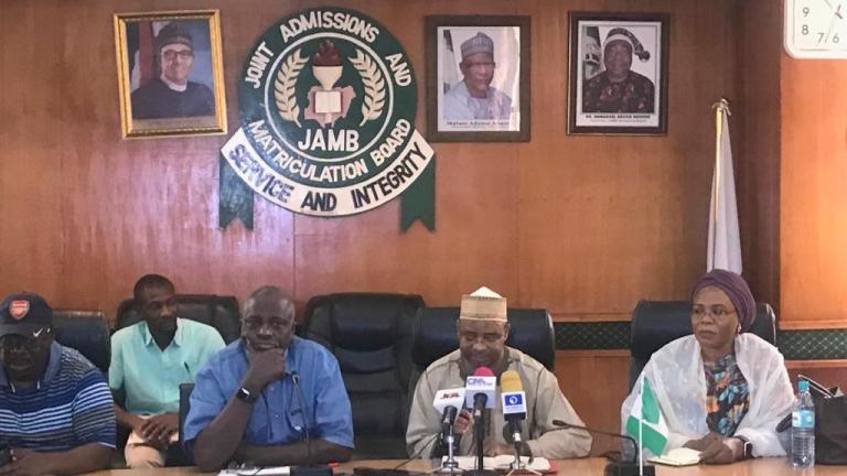JAMB suspends use of NIN for 2020 exams