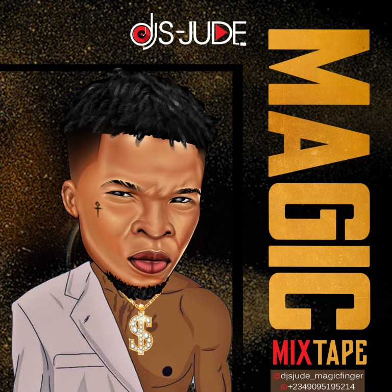 "Dj S-Jude ""Magic Mixtape"""