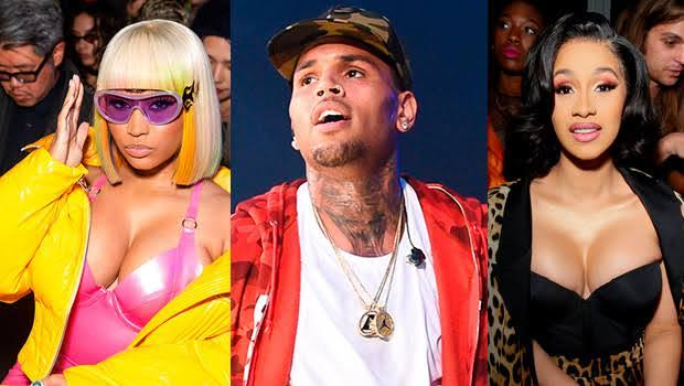 Cardi B Ft. Nicki Minaj & Chris Brown – Kulture