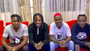 Naira Marley announces new label, Marlian Records, signs four artists