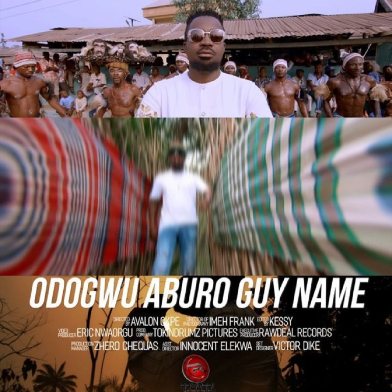 VIDEO: Mr Raw – Odogwu Aburo Guy Name
