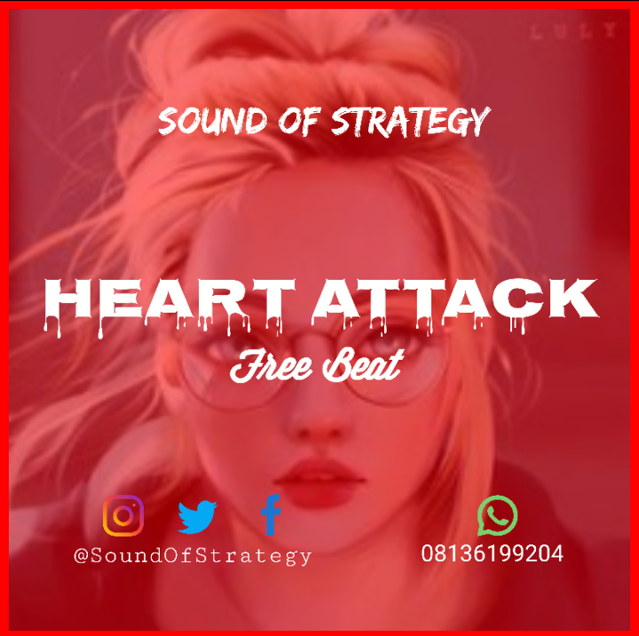 FREE BEAT: Sound of Strategy - Heart Attack