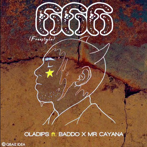 OlaDips Ft. Olamide Baddo – 666 (Freestyle)