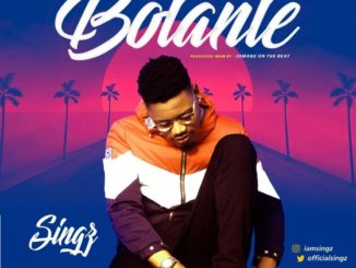 VIDEO & AUDIO: Singz - Bolanle