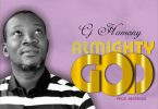 Cj Hamony - Almighty God