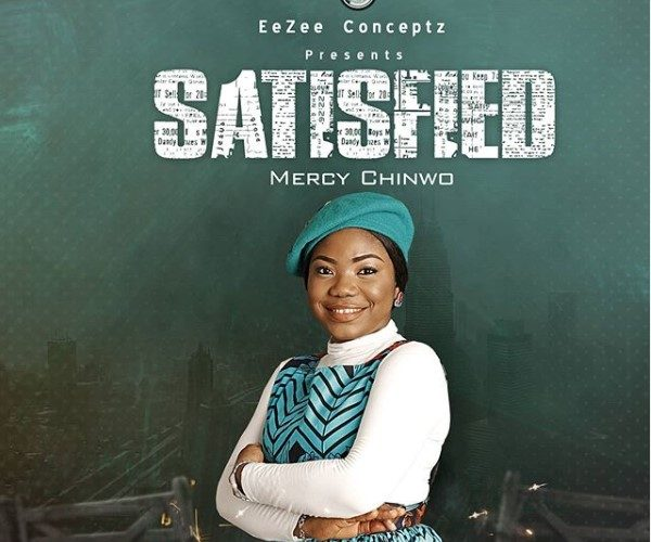 "Cover Art For Mercy Chinwo's Sophomore Album ""Satisfied"" Officially Unveiled"