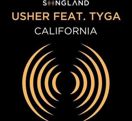 Usher – California ft. Tyga